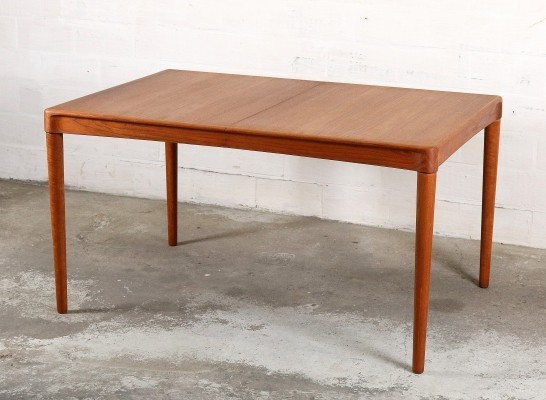 Dining table by Henry W. Klein for Bramin, 1960s