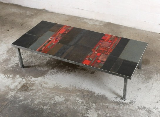 Pia Manu coffee table, 1960s