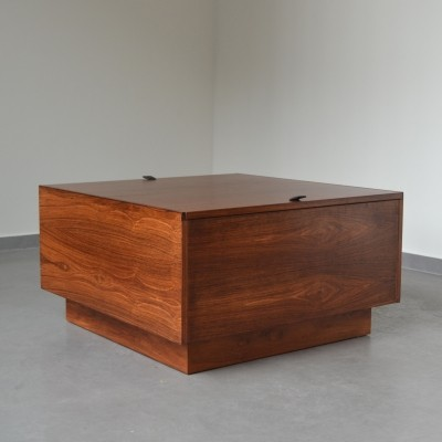 Coffee table / storage box by Vilka, Finland 1950s