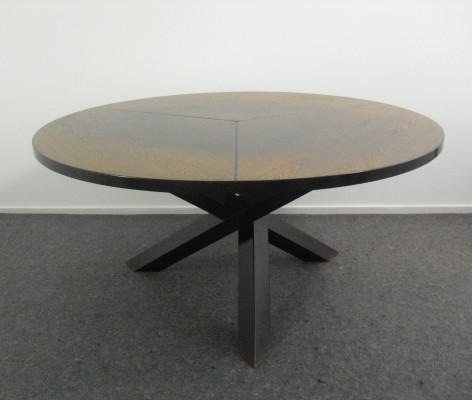 Dining table by Gerard Geytenbeek for AZS Meubelen, 1960s