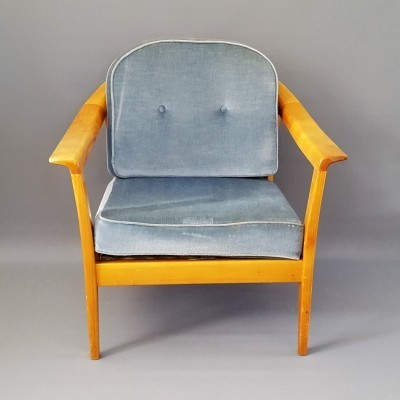 Vintage Arm Chair by Wilhelm Knoll, 1960s