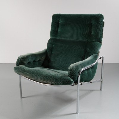 Lounge chair by Martin Visser for Spectrum, 1960s