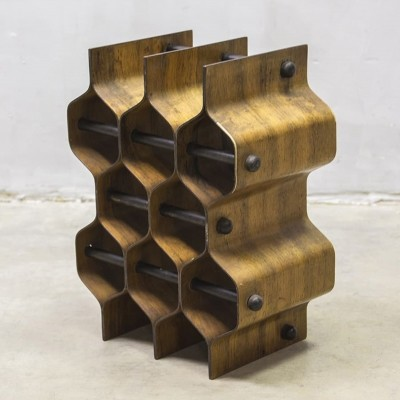Wine Rack by Torsten Johansson for AB Formträ, 1950s