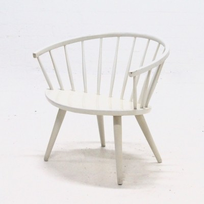 Arka Chair by Yngve Ekström for Swedese, 1955