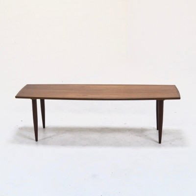 Mid-Century Teak Danish Design Coffee Table, 1960s