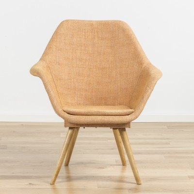Bucket chair by Miroslav Navrátil, 1960s