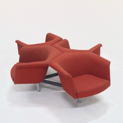 Artifort Seating Group Model 620 by Geoffrey Harcourt, 1965