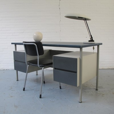 Writing desk by André Cordemeyer for Gispen, 1960s