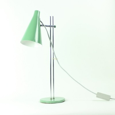 Desk lamp by Josef Hůrka for Lidokov, 1960s