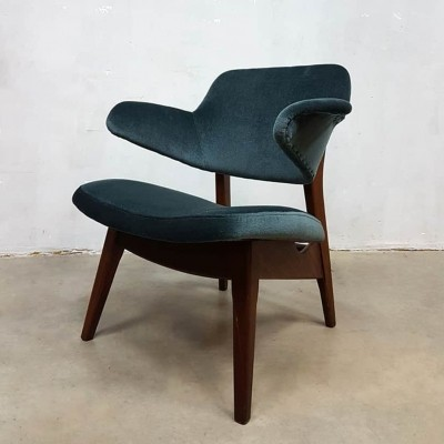 Arm chair by Louis van Teeffelen for Wébé, 1960s