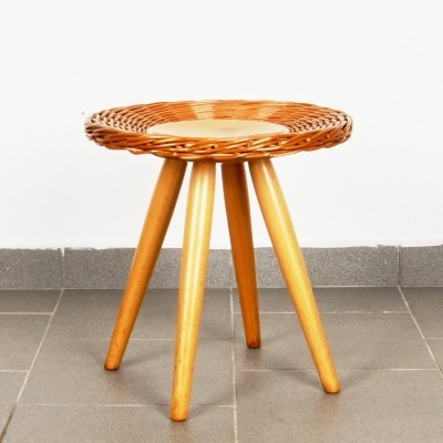 Stool by Jan Kalous for ÚĽUV Praha, 1960s
