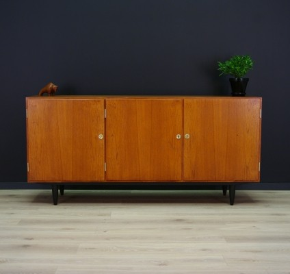 Sideboard by Carlo Jensen for Hundevad & Co, 1960s