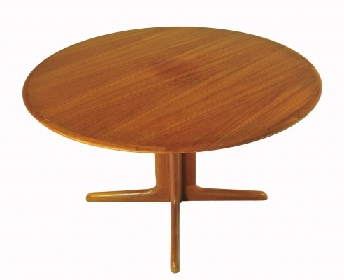 Dyrlund dining table, 1960s