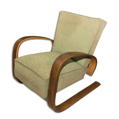 Arm chair by Miroslav Navrátil for UP Závody, 1930s