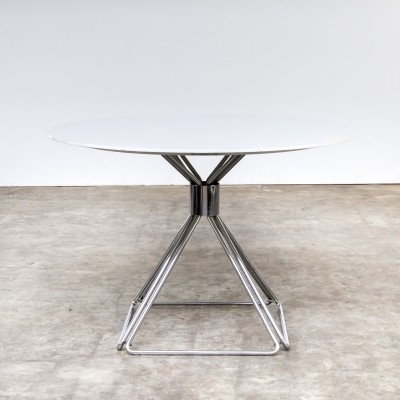 Delta dining table by Rudi Verelst for Novalux, 1970s