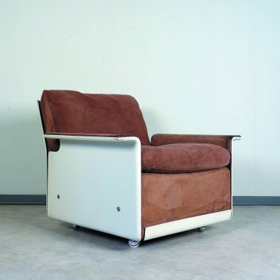 Programm 620 lounge chair by Dieter Rams for Vitsoe, 1970s