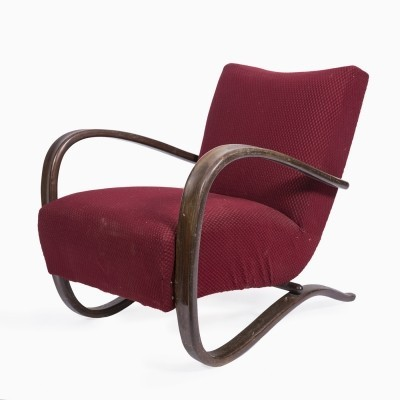 2 x H 269 arm chair by Jindřich Halabala, 1930s