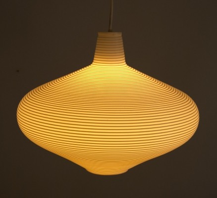 Hanging Lamp in Plastic, early 60s