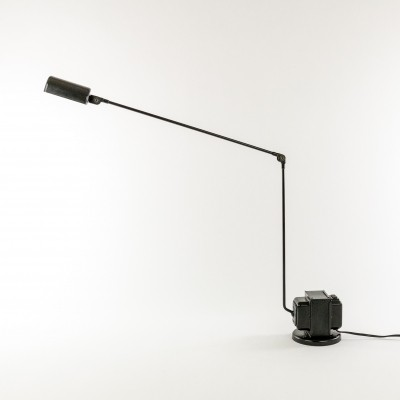 Daphne desk lamp by Tommaso Cimini for Lumina, 1970s