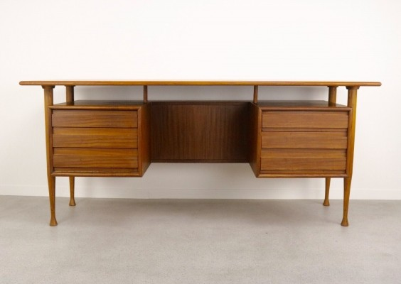 Danish Director's writing desk, 1950s