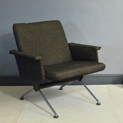 Model 1432 arm chair by André Cordemeyer for Gispen, 1950s
