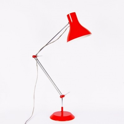 Desk lamp by Josef Hůrka for Napako, 1970s