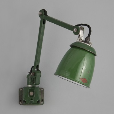 EDL wall lamp, 1930s