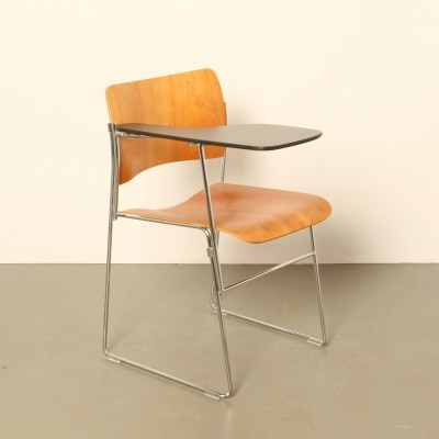 40/4 writing desk chair by David Rowland for Howe, 1960s