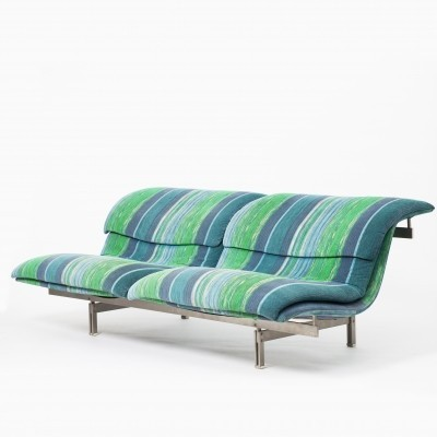 Onda sofa by Giovanni Offredi for Saporiti, 1970s