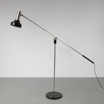 Floor lamp by H. Fillekes for Artiforte, 1950s