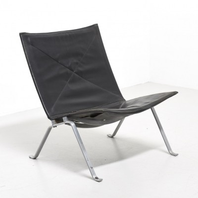 PK 22 easy chair by Poul Kjaerholm, 1955