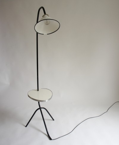Mid Century French Floor Lamp