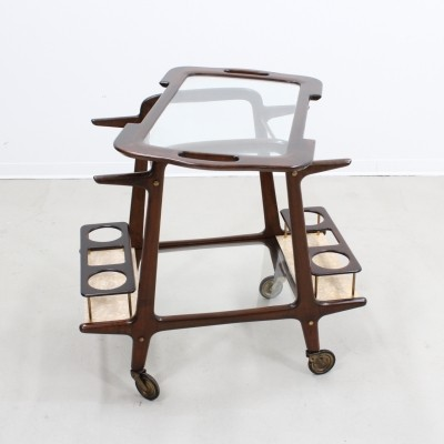 Ico Parisi serving trolley, 1940s