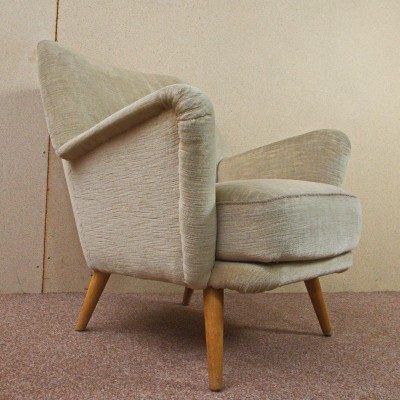 Knoll Antimott lounge chair, 1950s