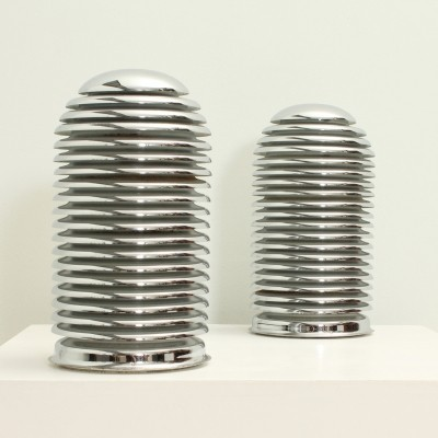 Pair of Kazuo Motozawa Table Lamps for Staff