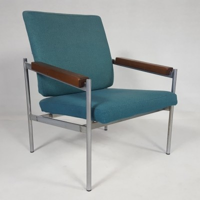 Danish Teak Lounge Chair by Kay Bæch Hansen for Fritz Hansen, 1976