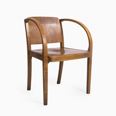 Thonet dinner chair, 1950s