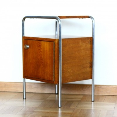 Pair of Model N6 side tables by Kovona NP, 1960s