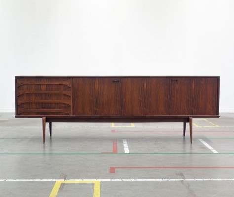 Paola sideboard by Oswald Vermaercke for V Form, 1950s