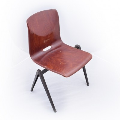 50 x S22 dinner chair by Galvanitas, 1960s
