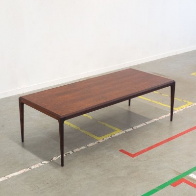 Coffee table by Johannes Andersen for CFC Silkeborg, 1950s
