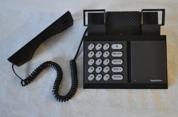 Model 600 & 2000 Telephone by Bang & Olufsen, 1980s