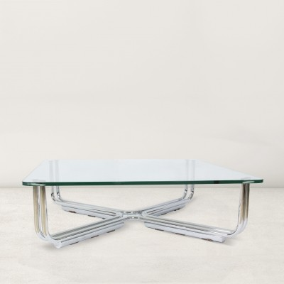 'Mod. 784' low table by Gianfranco Frattini for Cassina, 1969