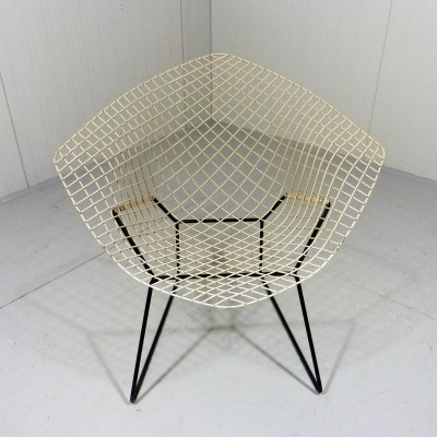 Early Edition Diamond Chair by Harry Bertoia