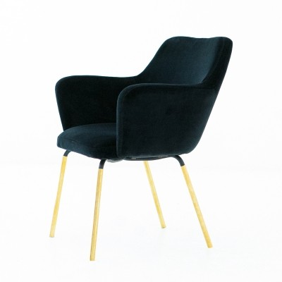 10 x arm chair by Gio Ponti for Arflex, 1950s