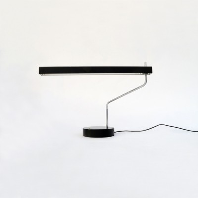 Minimalist high quality lamp by Telle-Büromöbel AG