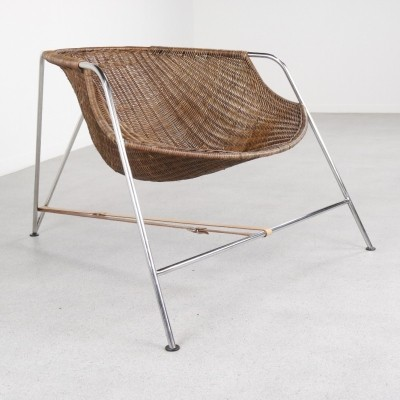 Coqueta lounge chair by Pete Sans for BD Design, 1980s
