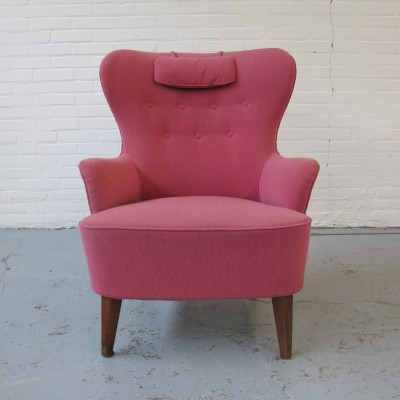 Lounge chair by Theo Ruth for Artifort, 1950s