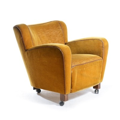 2 x vintage lounge chair, 1930s