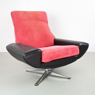 Capri lounge chair by Johannes Andersen for Trensum, 1950s